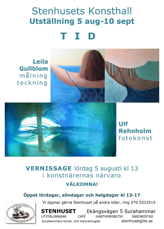 IngerVennerström  Affisch