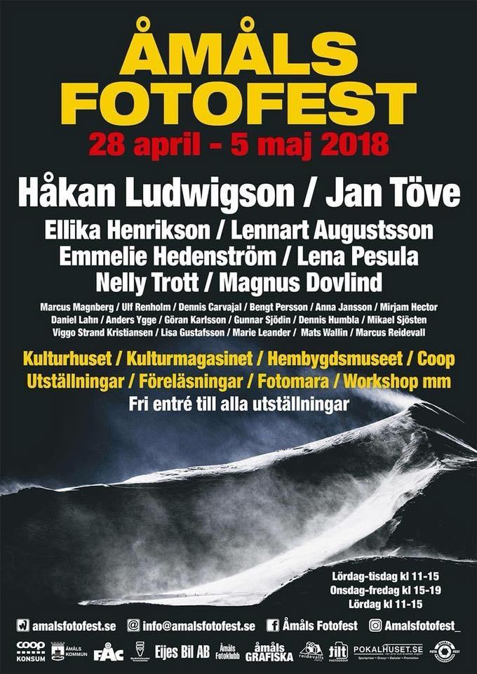 Åmåls_fotofest_affisch